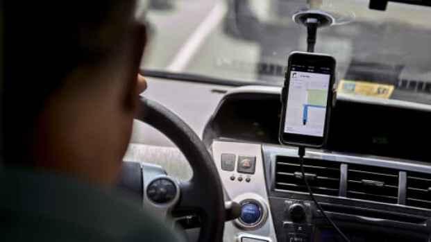 Perusahaan Transportasi Online Sukses Kangkangi Negara
