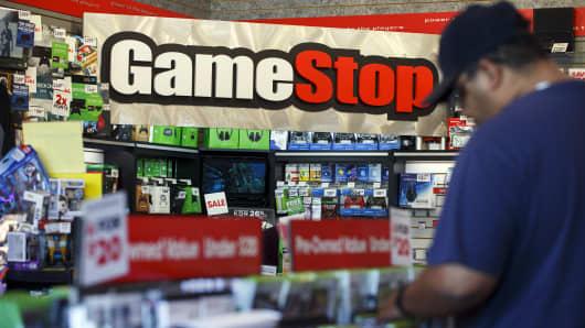 Gamestop Tv Ads In Stores