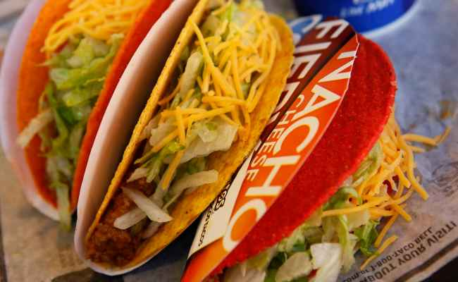 Taco Bell Bets Big On China