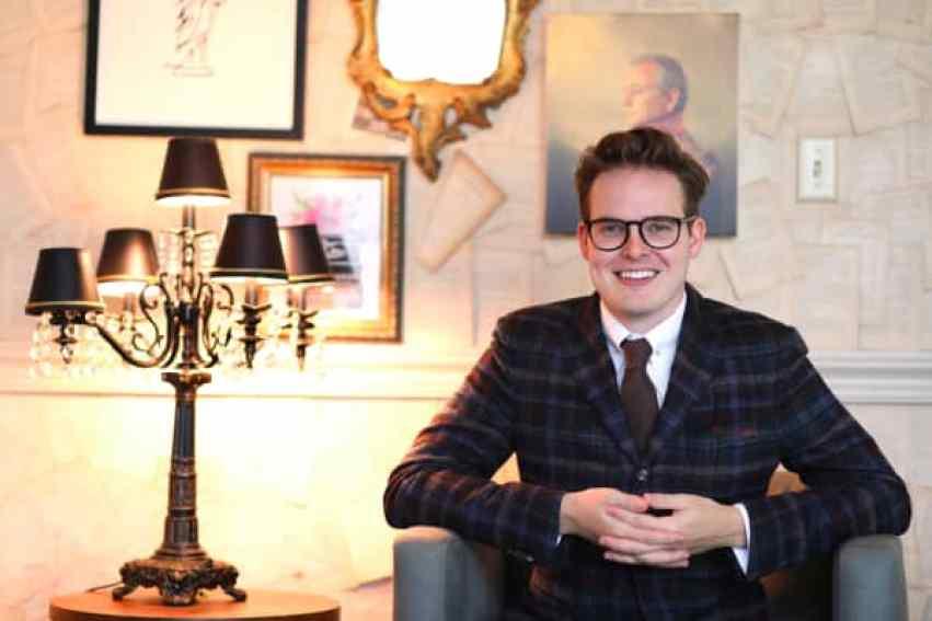 Kyle Taylor, fundador y CEO de The Penny Hoarder
