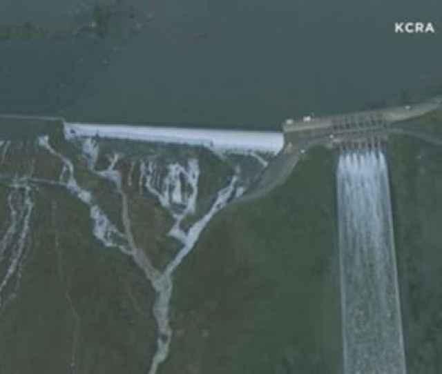 Damaged California Spillway Forces Evacuations