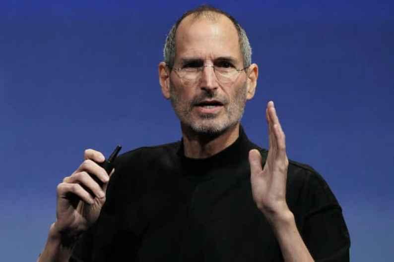 Steve Jobs, cofundador de Apple