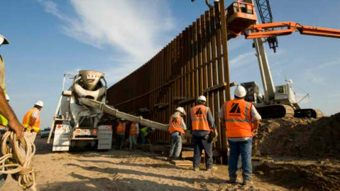 Image result for the border wall