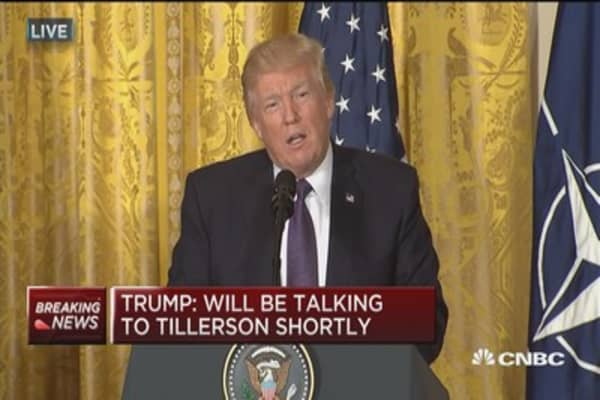 Trump: Absolutely no doubt we did the right thing in Syria