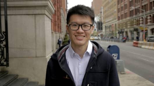 CNBC: Dejian Zeng