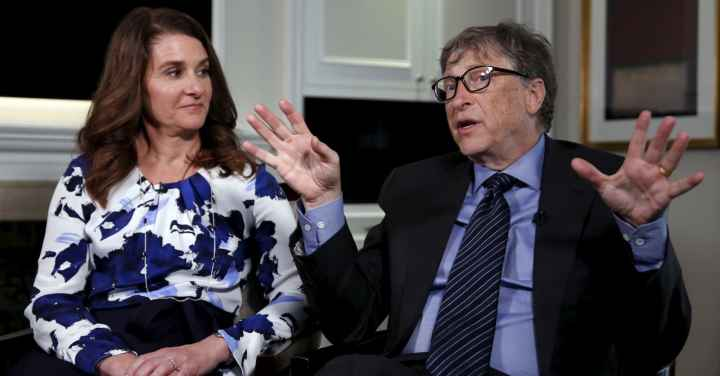 Bill and Melinda Gates: This is why we give our billions away
