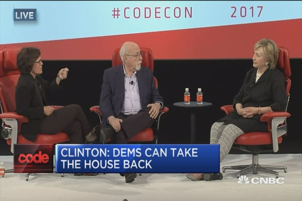 Image result for hillary clinton, Code Conference, photos