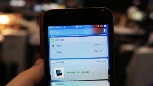 CNBC Tech: Widgets 4