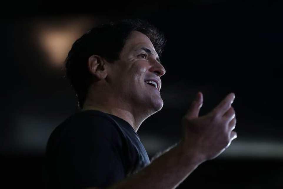 Billionaire Mark Cuban