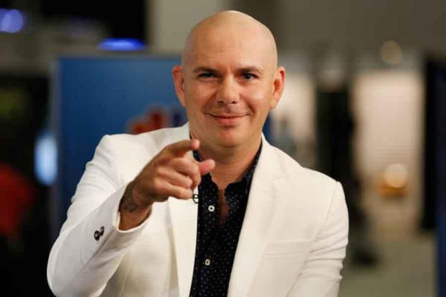 Pitbull en la conferencia eMerge Americas en Miami el 12 de junio de 2017.
