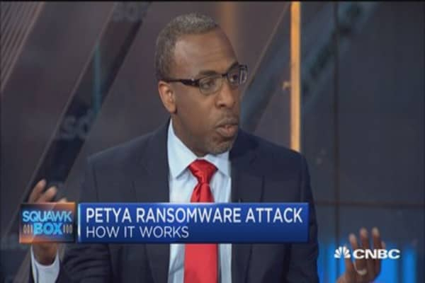Petya ransomware attack more complex than Wannacry: Corey Thomas