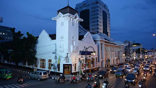Indonesian City Of Bandung Capitalizes On Smart Technology