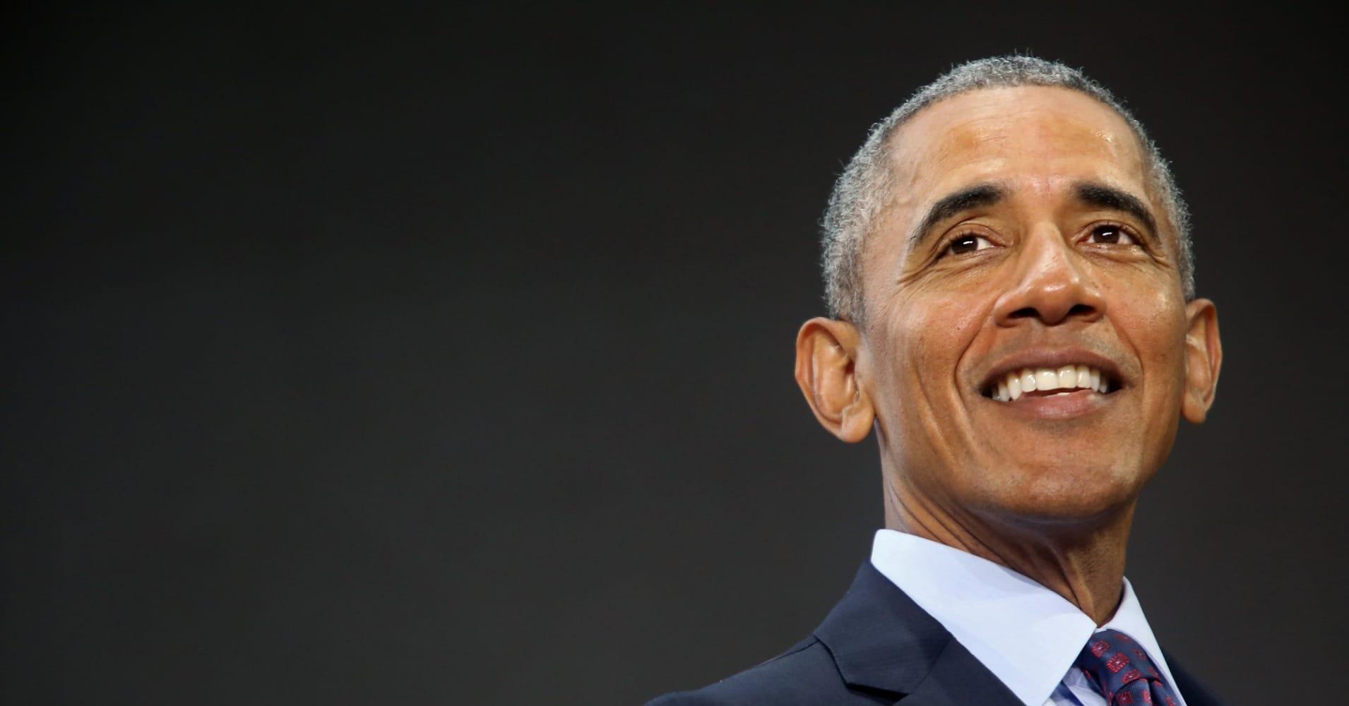 Barak Obama Worksheet