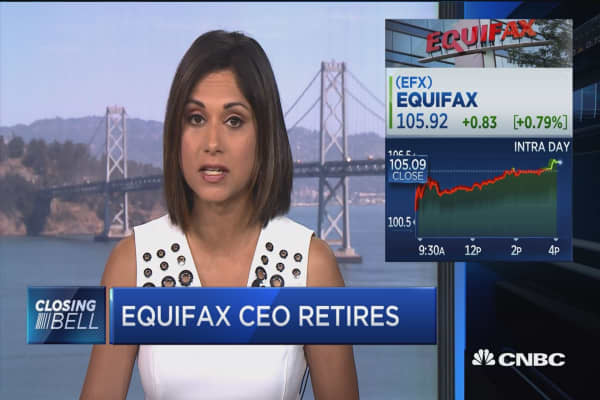 Equifax CEO Richard Smith to appear before Senate