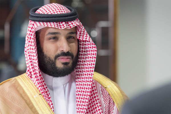 Who'sin charge in Saudi Arabia?