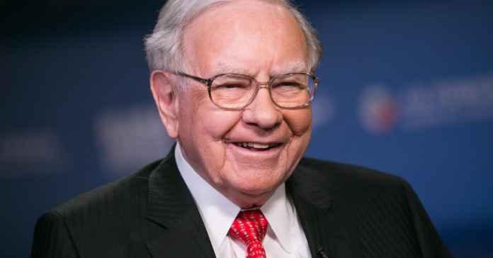 Warren Buffett has been making the same salary for decades