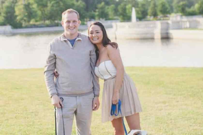 Michelle Schroeder-Gardner y su esposo Wes renunciaron a sus trabajos en 2013 y ahora viajan a tiempo completo en un RV