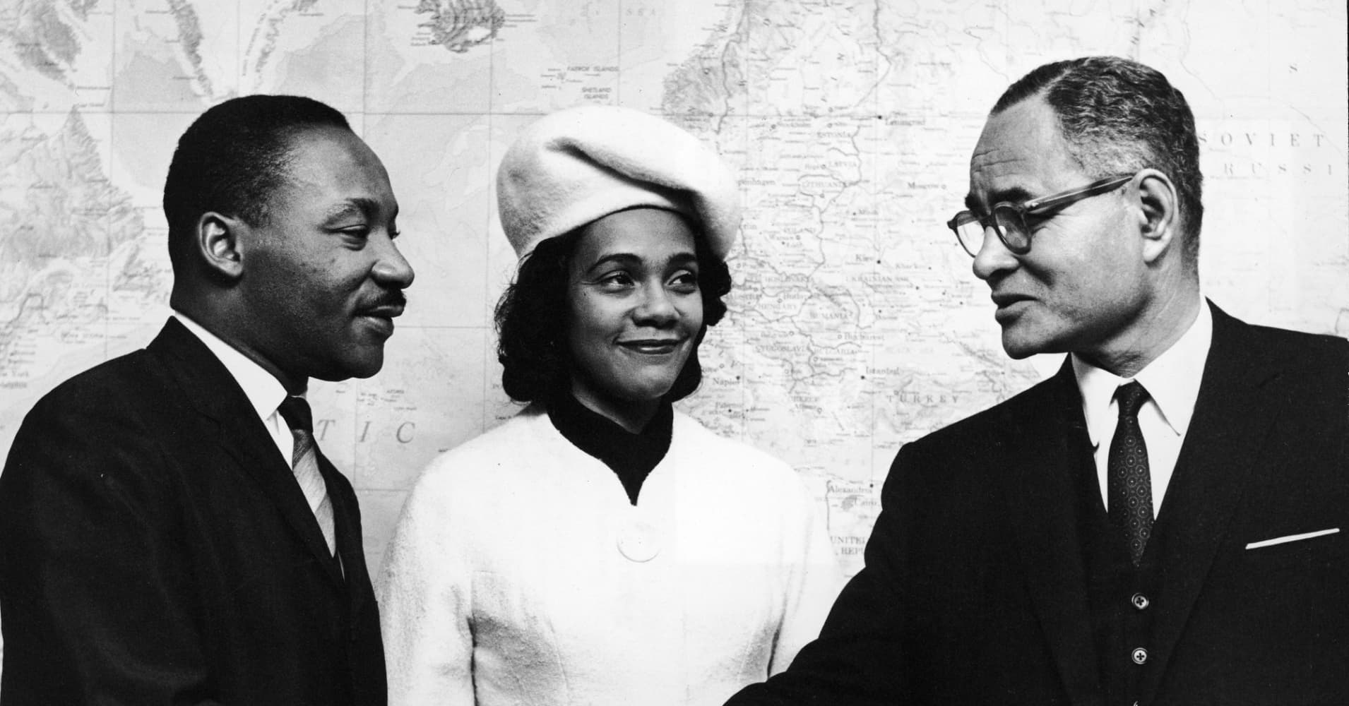 3 Things Martin Luther King Jr Learned From His Mentor