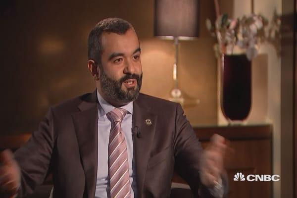 Saudi minister: We're providing stimulus for digital economy
