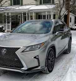 lexus rx 350 f sport review you probably shouldn t buy it [ 1910 x 1000 Pixel ]