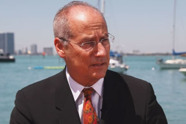 Miami Beach Mayor Dan Gelber