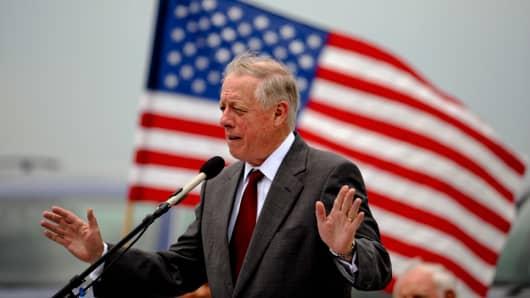 Phil Bredesen, ex gobernador de Tennessee.