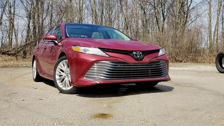 all new camry 2018 review oli untuk grand veloz toyota nearly perfect