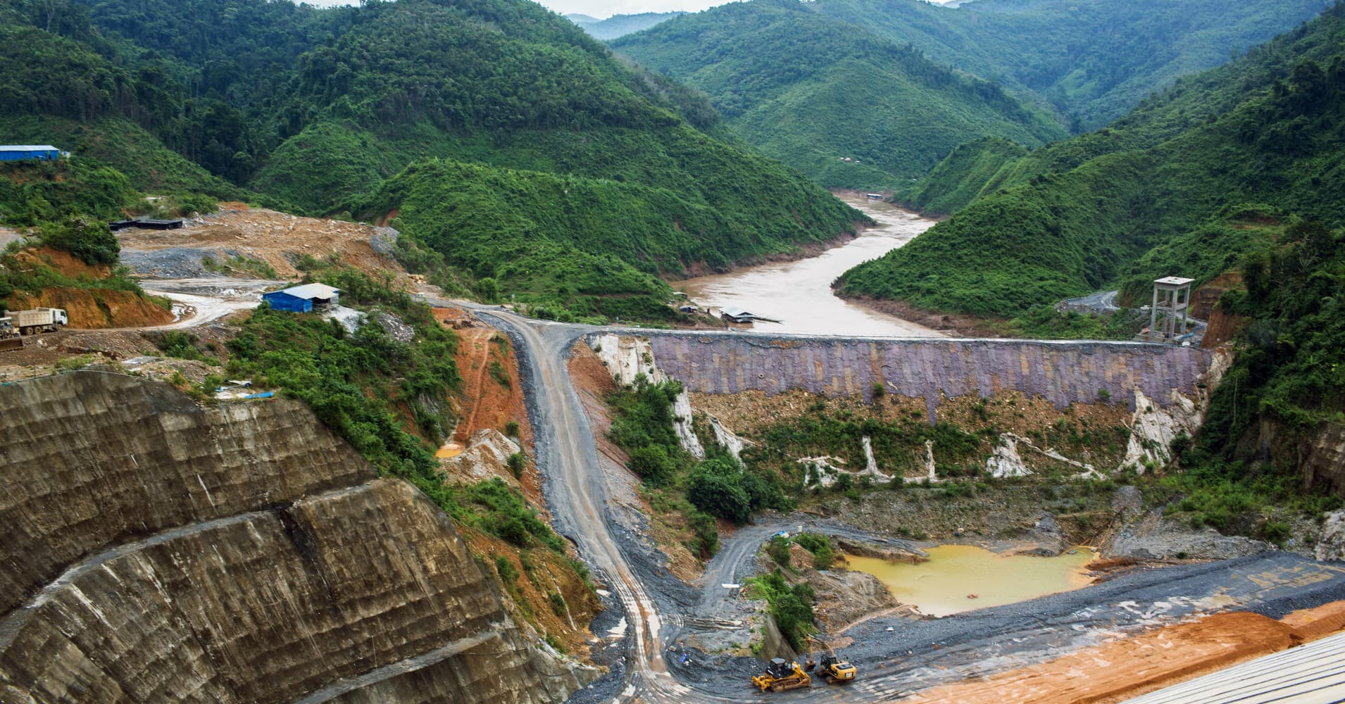 Hydropower In Southeast Asia Dams May Risk Economic Damage
