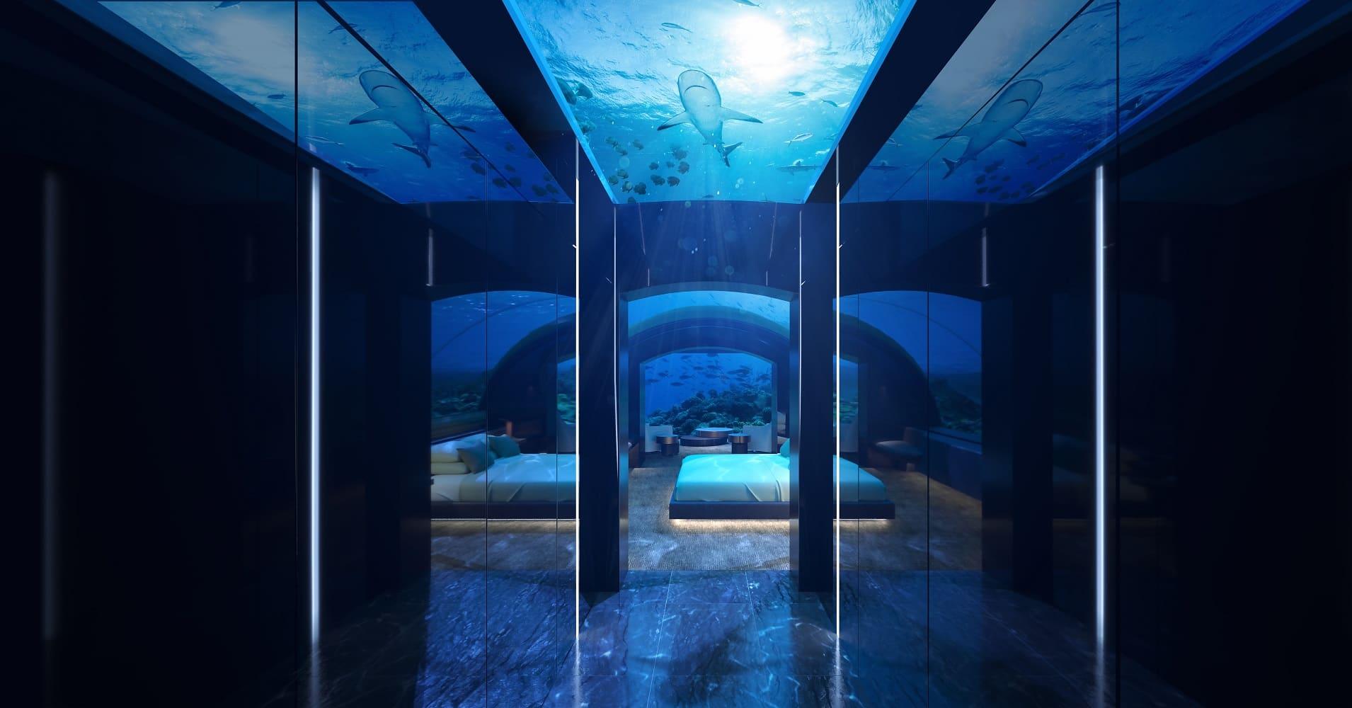 Resort Island Rangali Underwater