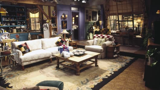 Friends Debut Anniversary How Much Is Monica S Apartment