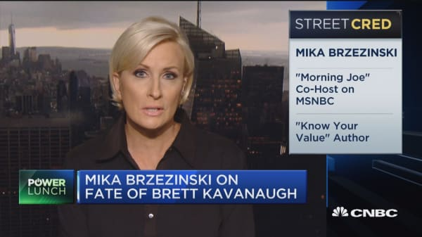 Brzezinski: 'No statute of limitations on speaking your truth'