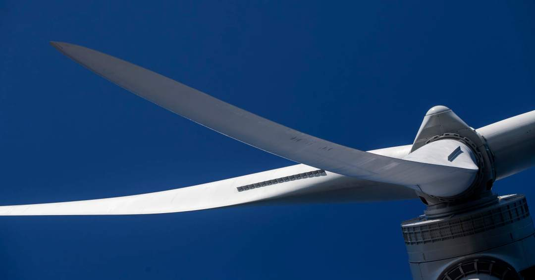 GE reveals new inspection technology for wind turbines