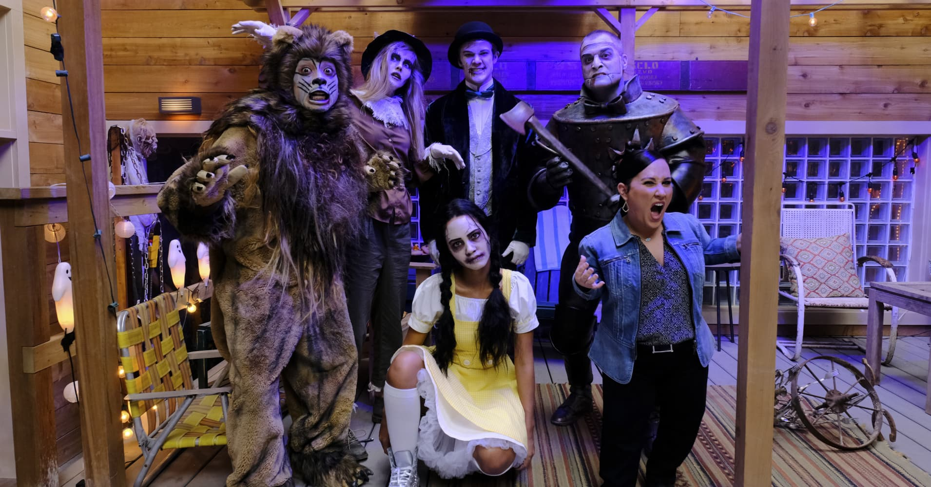 Hauntworld Scariest Haunted Houses In America Visit