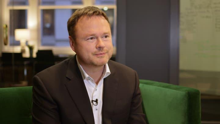Joerg Lamprecht, Dedrone Founder and CEO