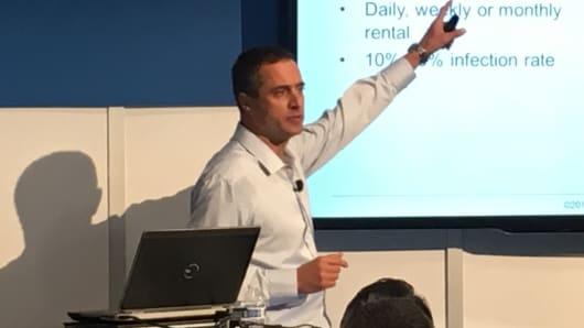 Ziv Mador, Trustwave research director