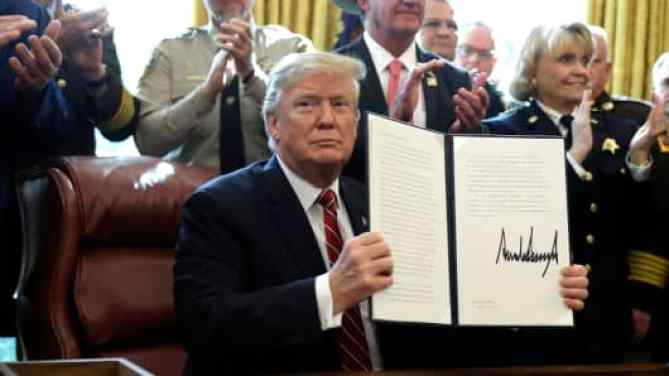 Image result for pRE. TRUMP WITH veto power