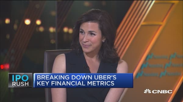 Here's everything you need to know about the 300 page Uber IPO filing
