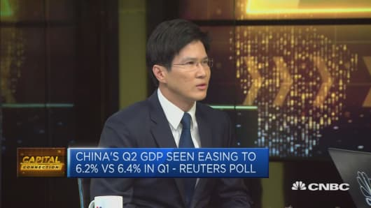 China still has 'ample dry powder' to help the economy: Strategist