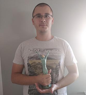 Marko Hirtz najvolonter 2018.