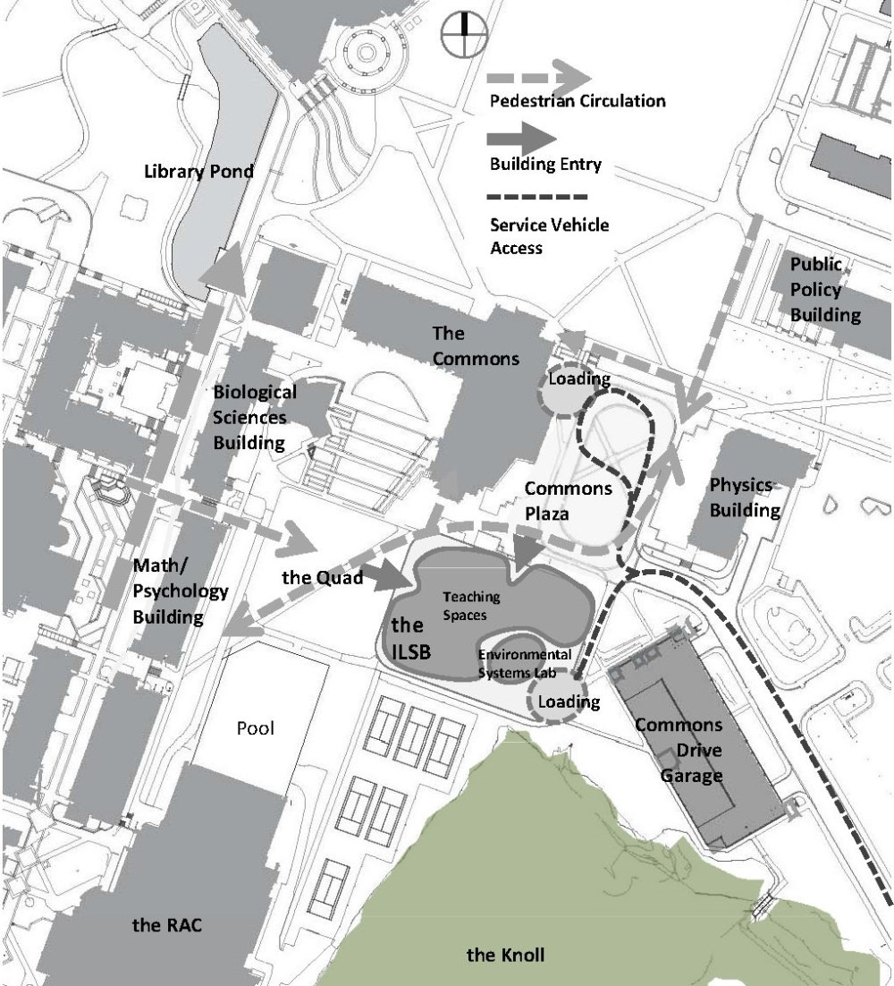 medium resolution of ilsb site plan