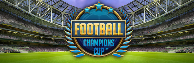 Football Champions Cup Banner
