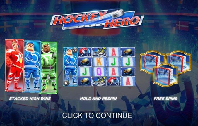 Hockey Hero Bonus
