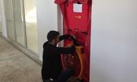 Retrotec Oda Sızdırmazlık Testi – Blower Door Test