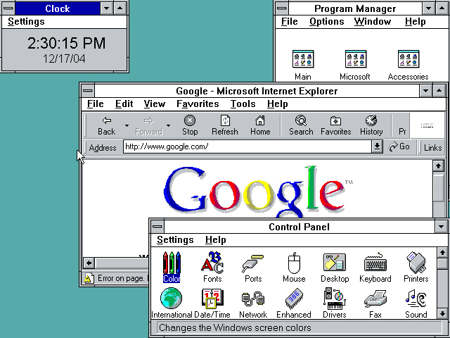... Make A Profit And Loss Sheet. Windows 311jpg 640×480 Pixels TODE (The  Old Digital Era   How To  How To Make A Profit And Loss Sheet