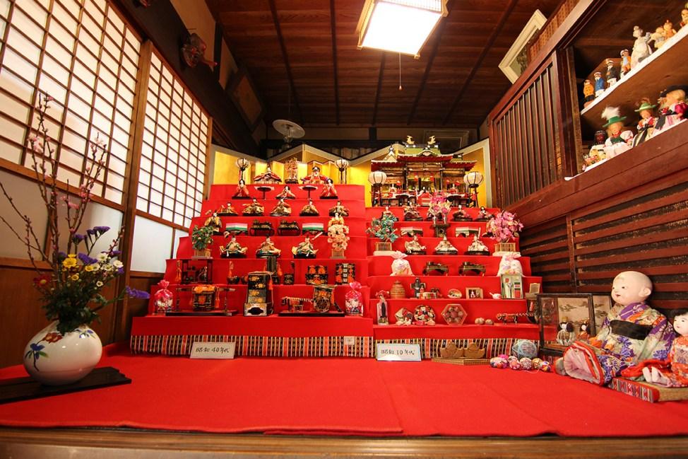 「銀谷のひな祭り(兵庫県)」の画像検索結果