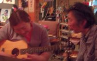 Guitar Lesson@Furano