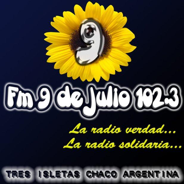 Radio Fm 9 de Julio - Tres Isletas, Chaco