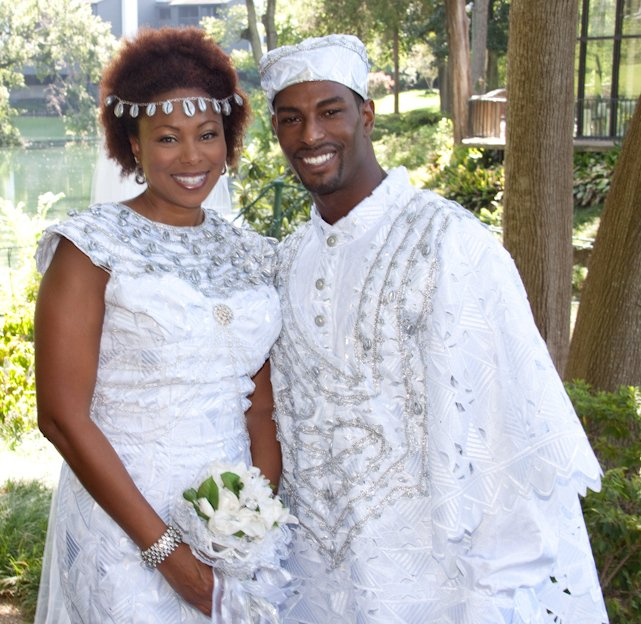 African-wedding11 African Wedding Dress-20 Outfits to Wear for an African Wedding
