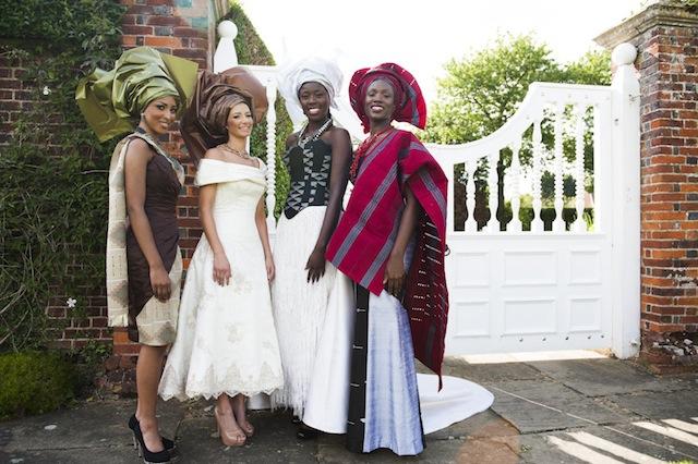 37 Gorgeous African Wedding Dresses - FMag.com