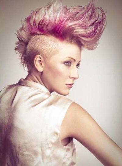 20 Spectacular Mohawk Hairstyles For Any Hair Length